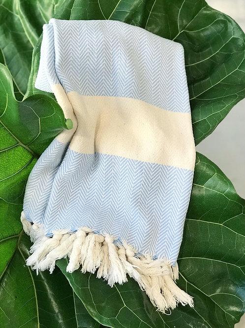 Chevron Turkish Hand Towels