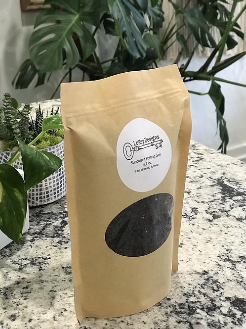 Succulent Potting Soil 4.4oz