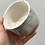Thumbnail: Marble Pot with Wood Base 3.75""