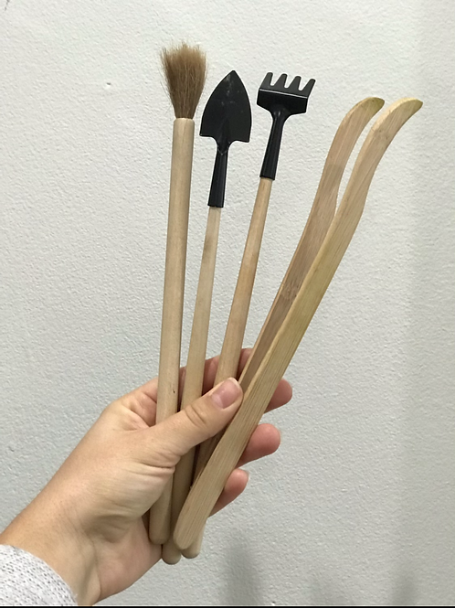 Terrarium Planting Tool Kit