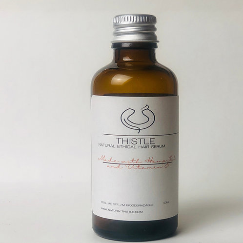 Natural Hair Serum