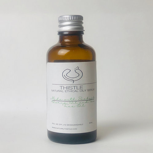 Natural Face Serum for Oily Skin