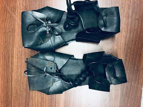 Absheng Bowtie Unisex Sandals