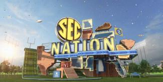 SEC Nation Broadcast