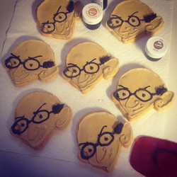 Paul Finebaum cookies