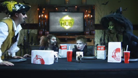 Wendy's Commercial