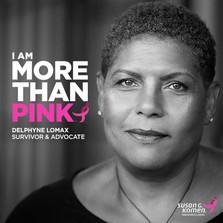 Komen: More than Pink