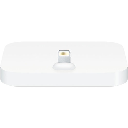 iPhone Lightning Dock - Blanc