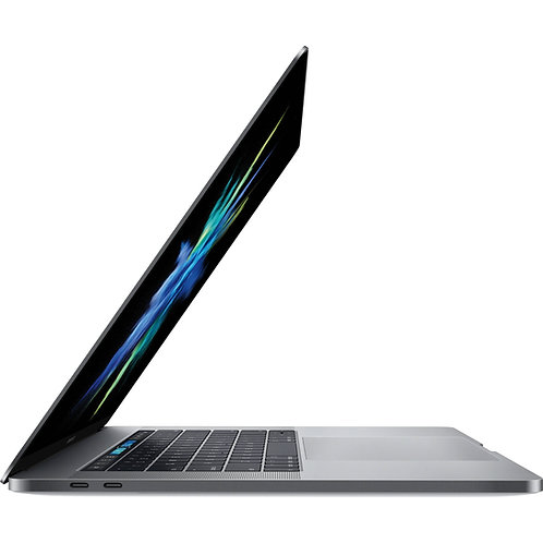 MacBook Pro Touch Bar & Touch ID 13 pouces - 256 Go - Gris Sidéral - 2017