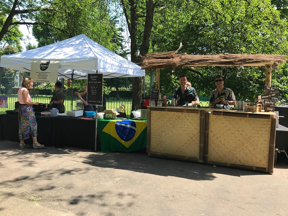 Food & drinks stall