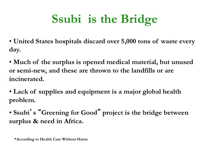 Ssubi is Hope