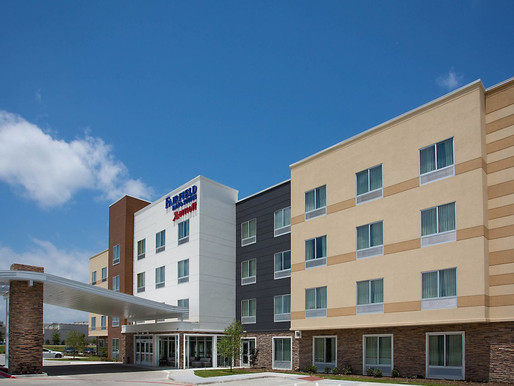 1 of 2 Host Hotels: The Fairfield Inn & Suites - Dallas West/I-30