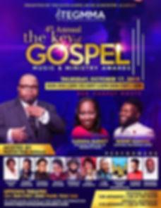 4th Annual Key of Gospel Awards Flyer.jp