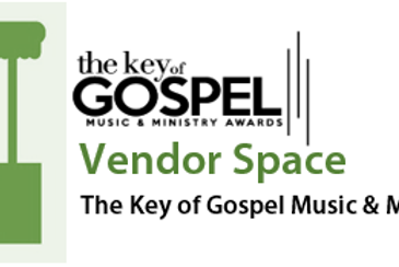 Vendor Space for the 4th Annual Key of Gospel Awards