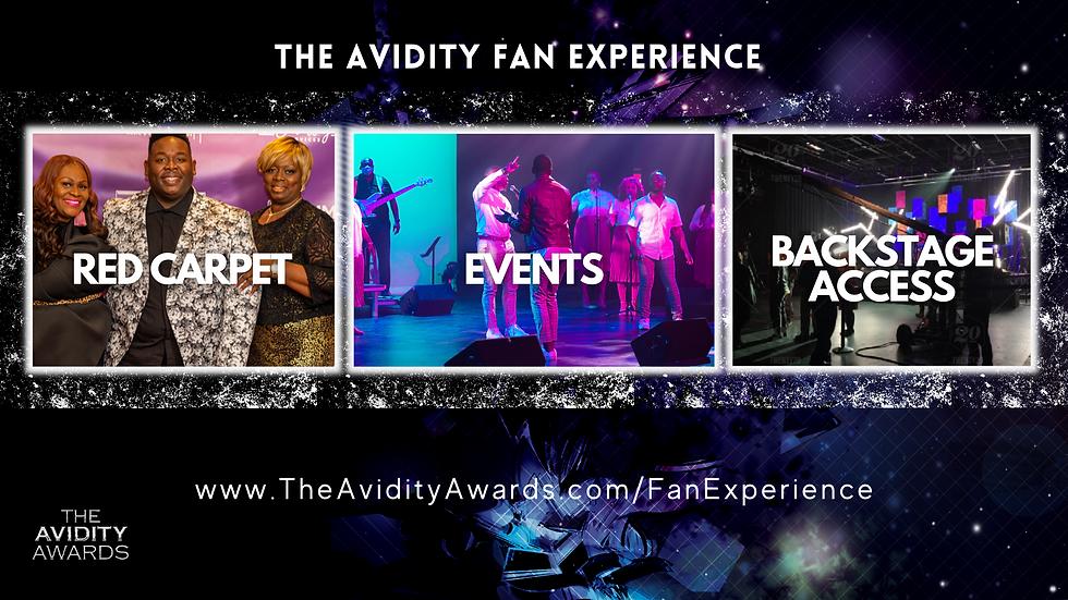 The Avidity Fan Experience