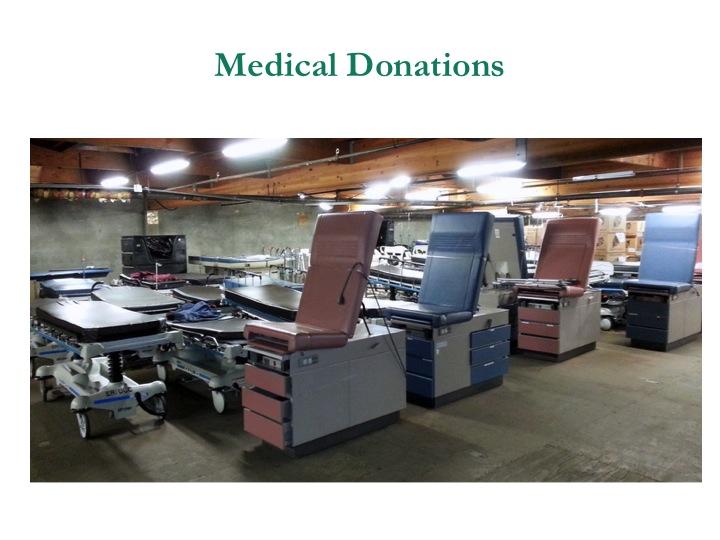 Medical Donation