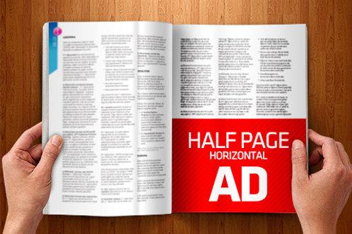 """Half Page 8.5"""" x 5.5"""""""