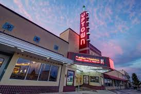 Our Venue? The Eclectic Uptown Theater!