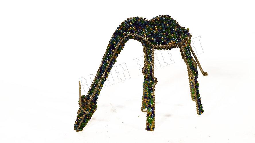 Beaded medium giraffe