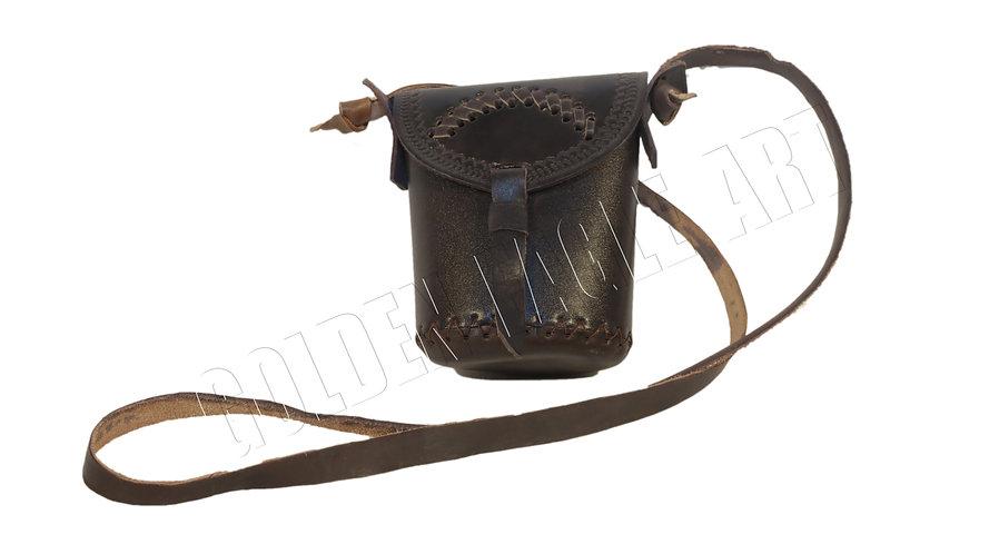 Girls leather purse