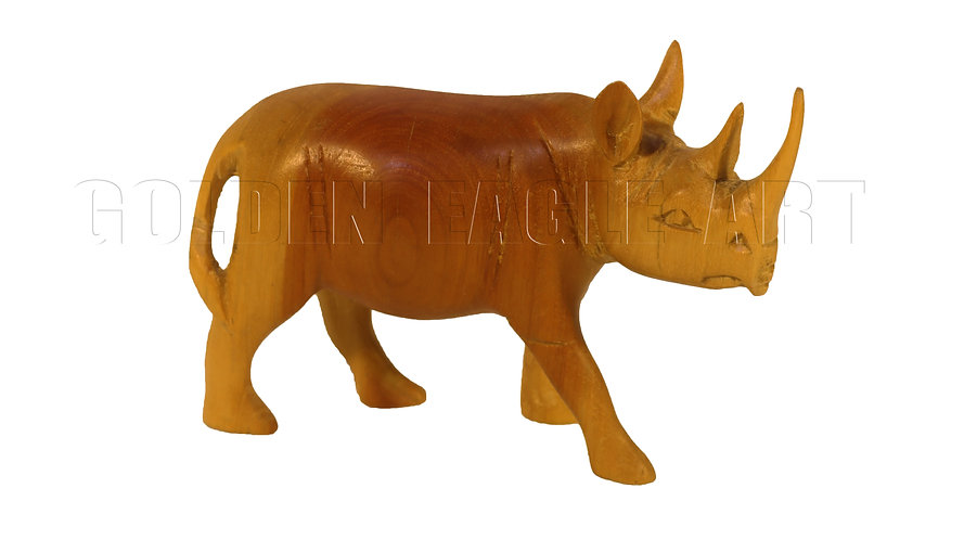 Medium olive rhino