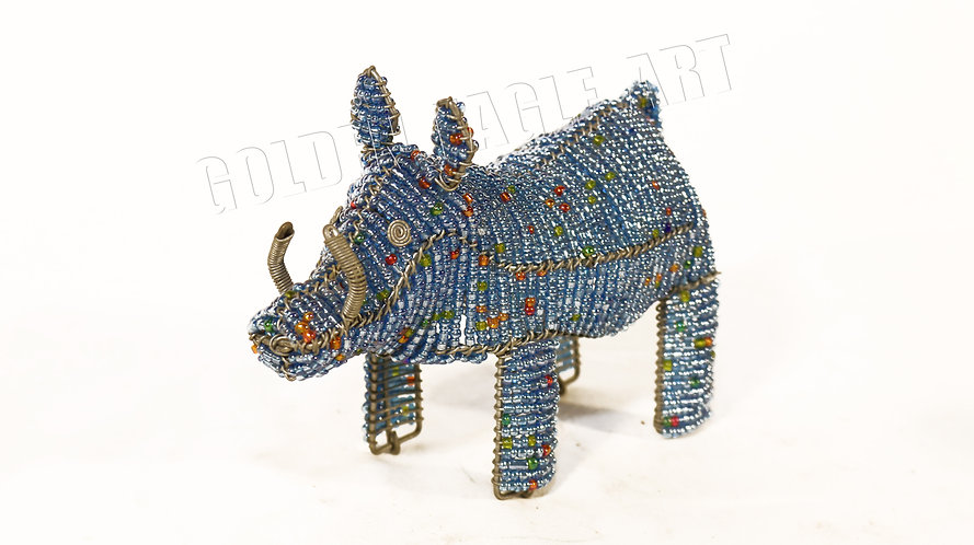 Medium beaded warthog