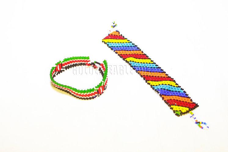 Kenya Maasai bracelets