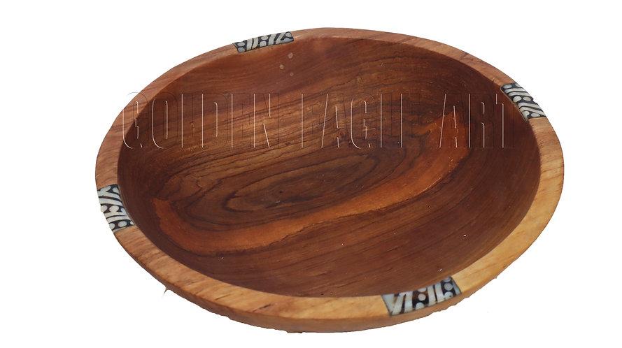 Round olive bowl