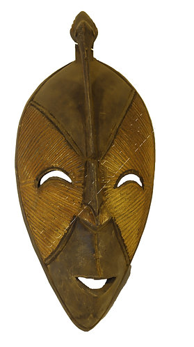 African old mask