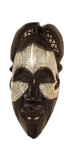 Cultural tiga mask