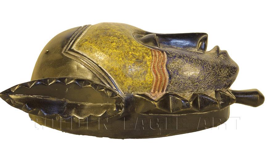 African punu mask