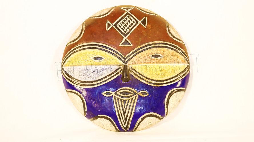 African bateke mask