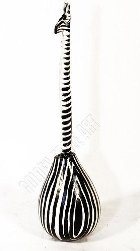 Zebra shaker