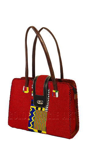 Ladies crafted handbag