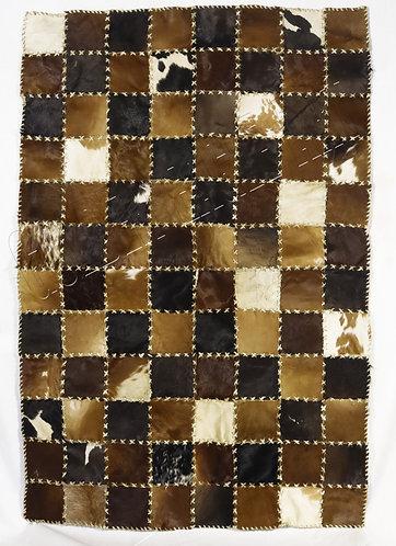 Rectangular Leather Table Cloth