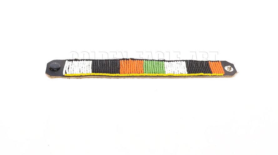 Maasai clip bracelets