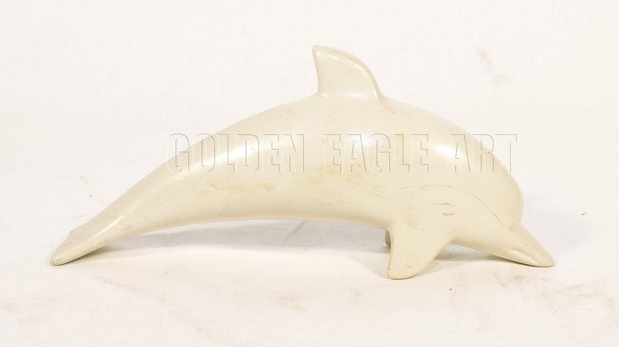 Soapstone dolphin fish