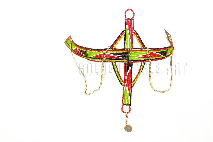 Maasai Headgear