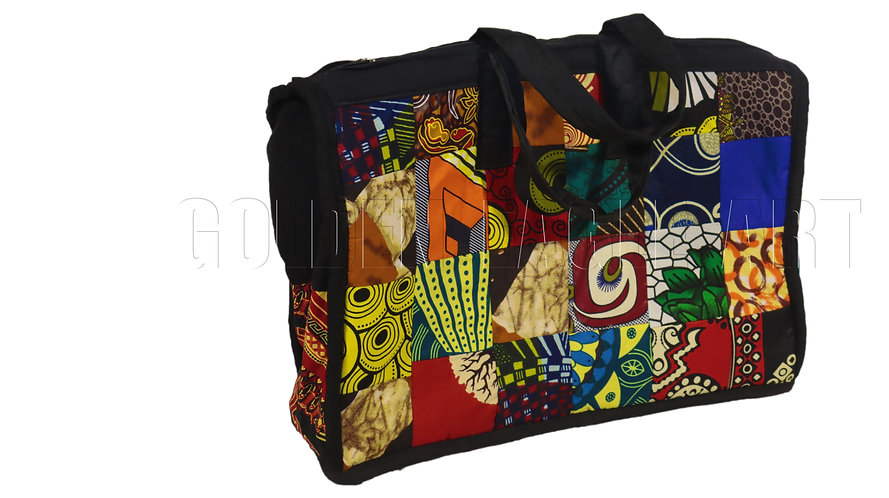 Kitenge putch work bag