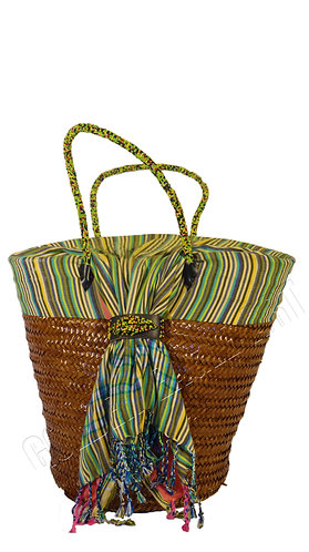 Kikoi bamboo shopping bag