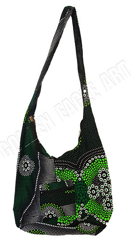 Flexible kitenge bag