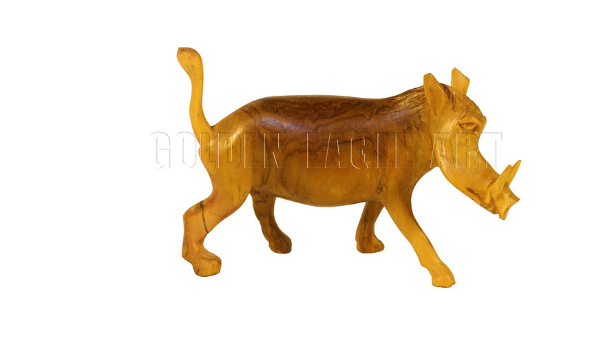 Olive medium warthog