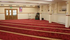 Jummah arrangements (Brothers and Sisters)