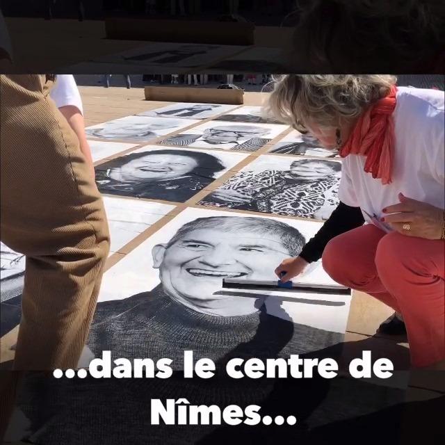 REGARDE-MOI à Nîmes, 10 mai 2019