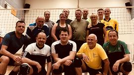 Volleybal bij GV Wilhelmina Bcholtz