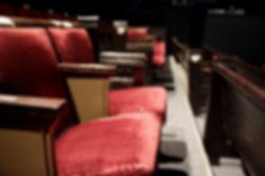 chair aisle