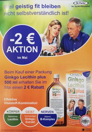 Ginkgo Lecithin plus Atktion