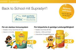‼Back to School mit Supradyn‼