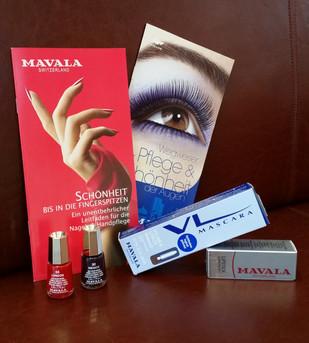 Mavala Produkte