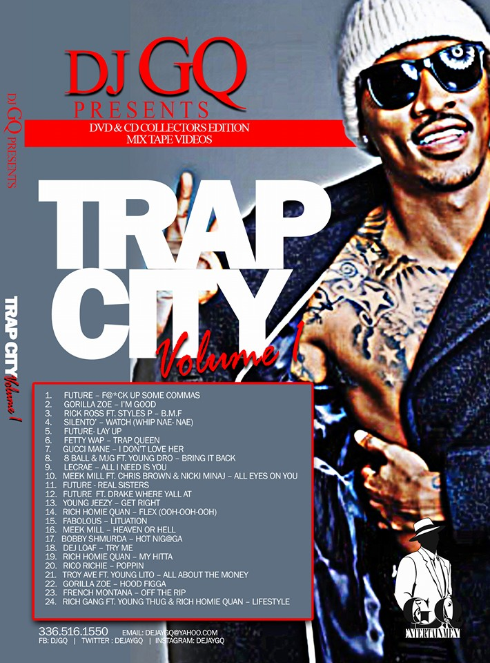 Trap City Vol 1